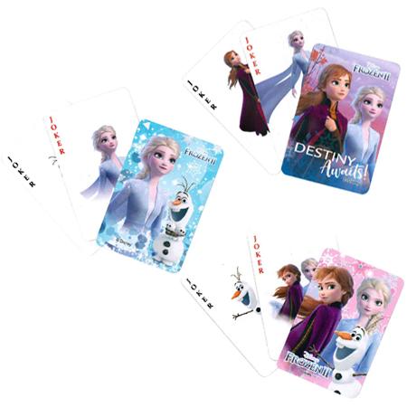 アナと雪の女王 ミニトランプ