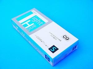 PE手袋【シンガータイトハンド 100枚入/箱】クリア Sサイズ