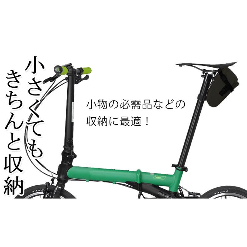 CYCLING サイクリング サドルバッグ小型