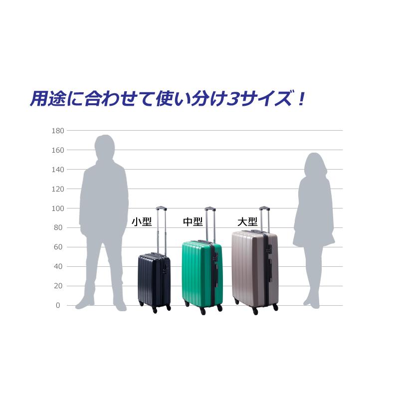 【アウトレット品・大特価!!】グレートギアライトキャリー・Mサイズ<1年保証>