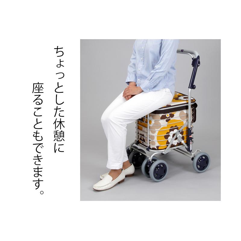 【ショッピングカート】スワレル (メーカー直送)※届け日の指定はできません