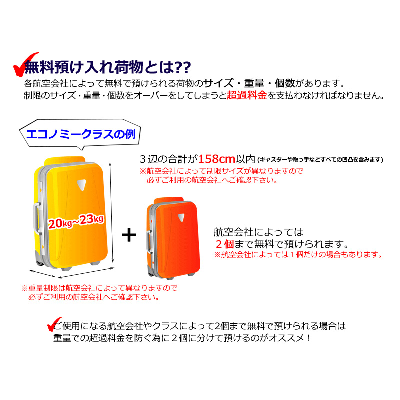グレートギアライトキャリー・Mサイズ 送料無料【3年保証付き】