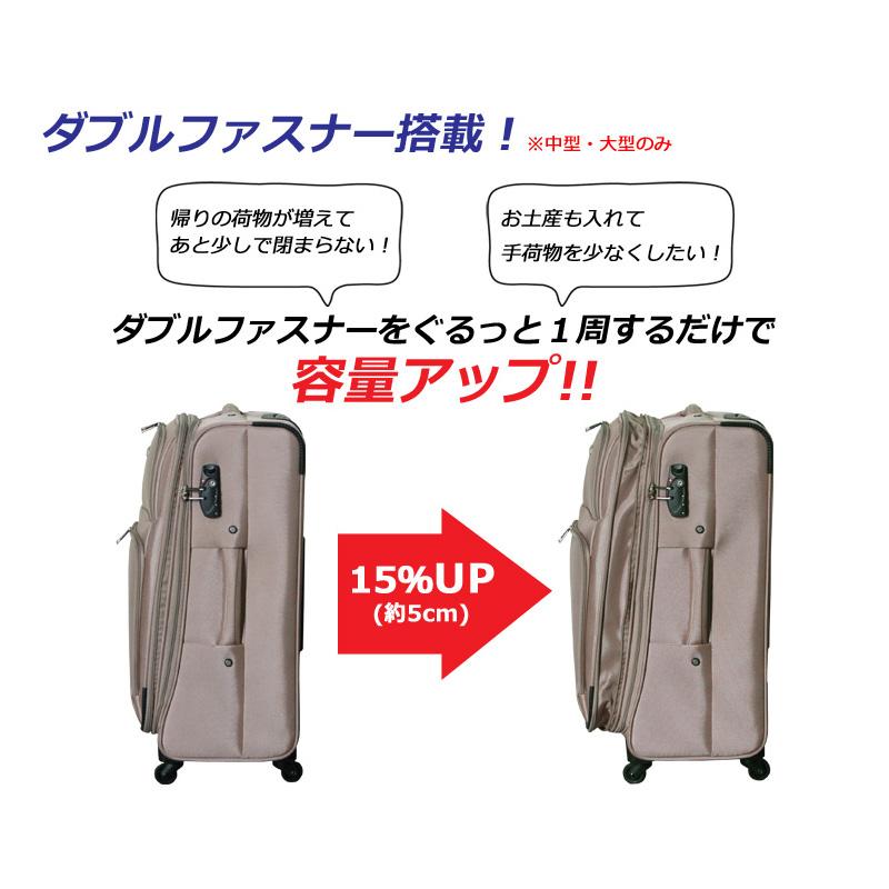 【Sサイズ 3週間】 TOMAXソフトキャリーケース