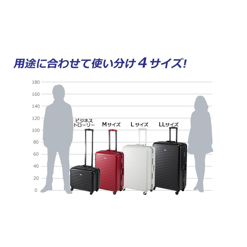 【Mサイズ 3週間】 BALENO EXEハードキャリー