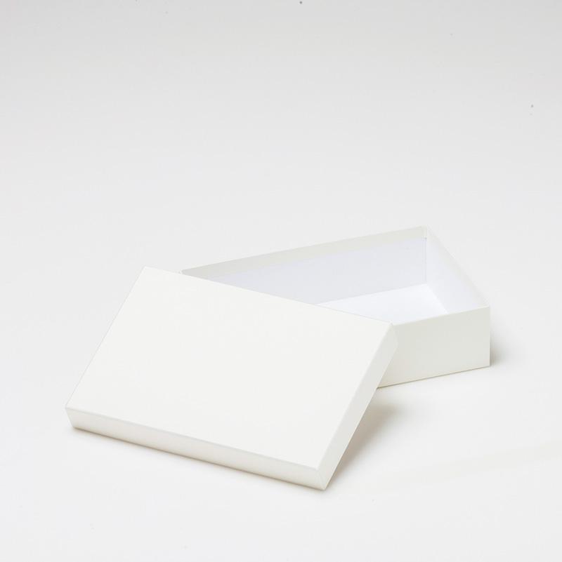 焼き菓子用 ベーシック フェザーギフトケース【M】(1セット50個入)