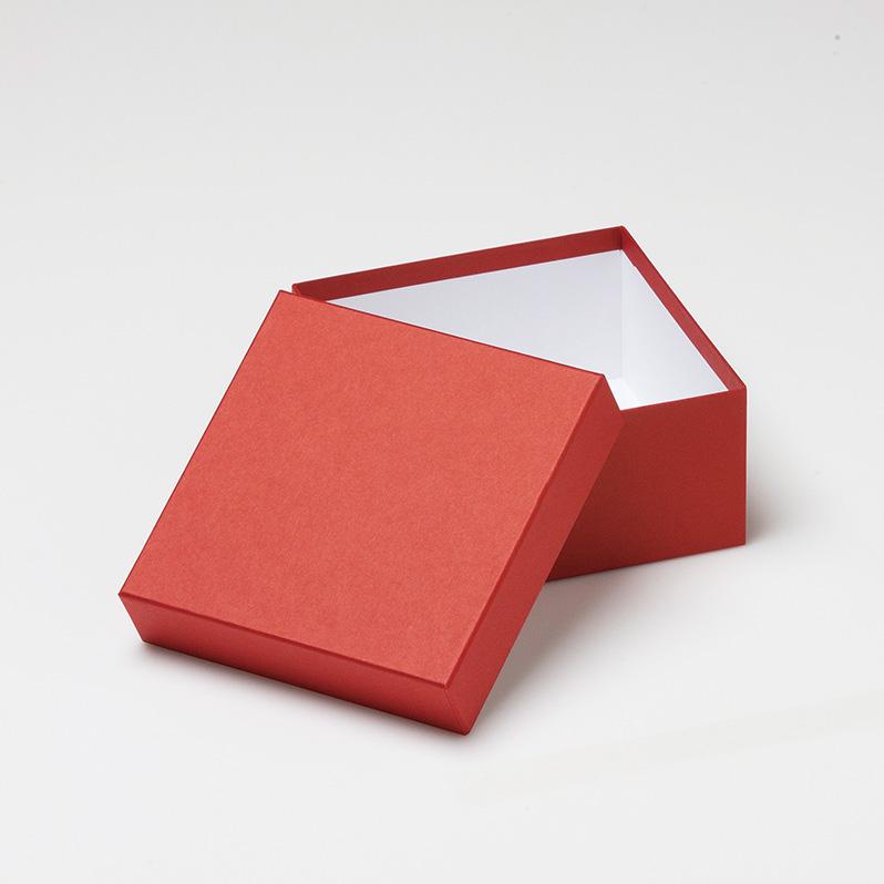焼き菓子用 正方形フェザーギフトケース【M】(1セット50個入)