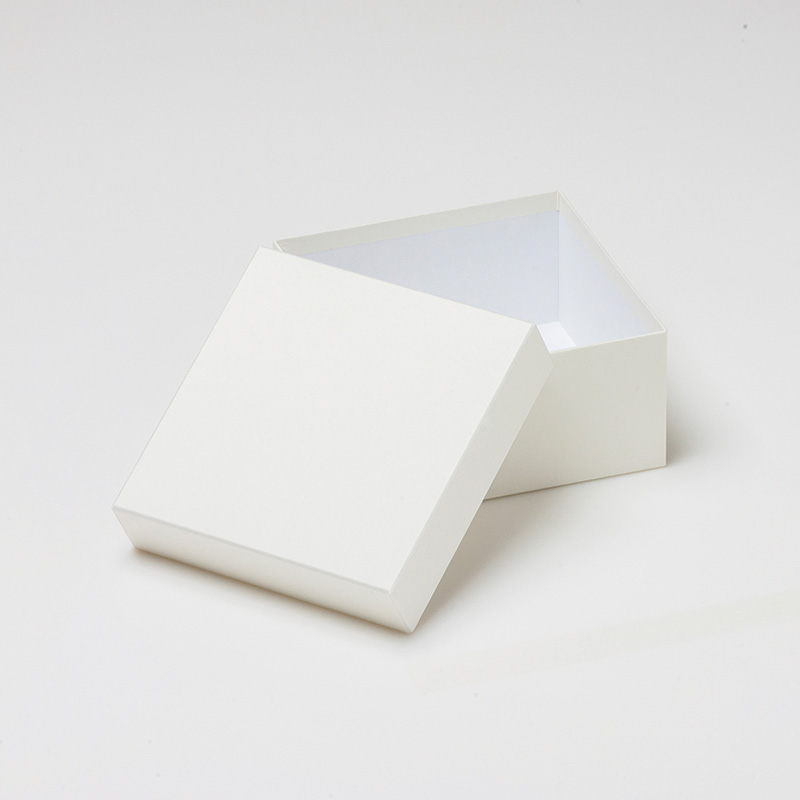 焼き菓子用 正方形フェザーギフトケース【L】(1セット50個入)