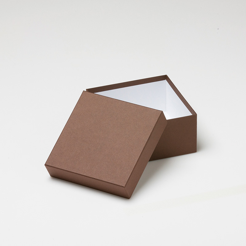 焼き菓子用 正方形 フェザーギフトケース【SS】(1セット100個入)