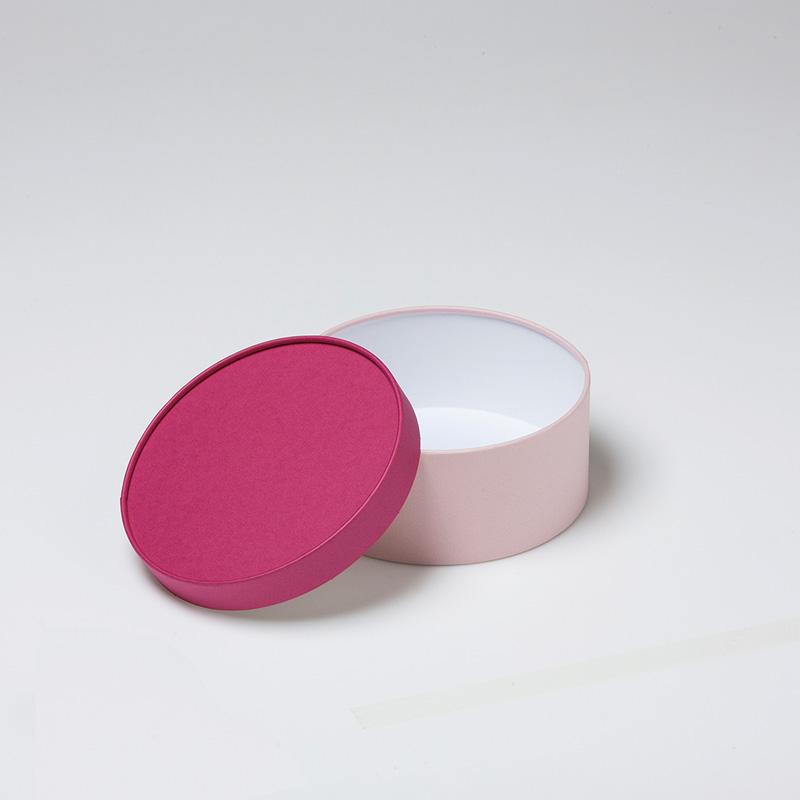 お菓子用ギフト箱 CANCAN サークル フェザー 【M】 (1セット50個入)