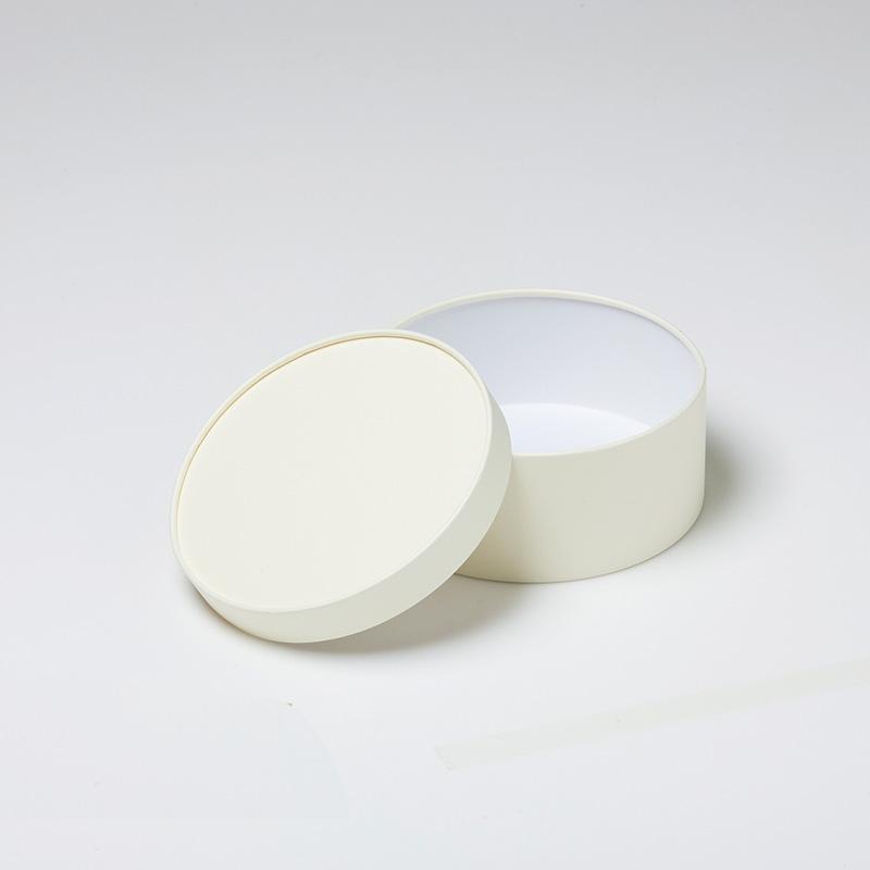 お菓子用ギフト箱 CANCAN サークル フェザー【L】 (1セット50個入)