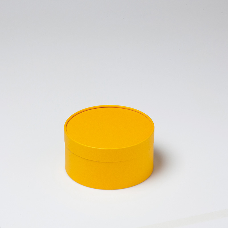 お菓子用ギフト箱 CANCAN サークル フェザー 【S】 (1セット100個入)