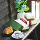 カステラ用 コンビB ギフトケース 【1斤用】 (1セット50個入)