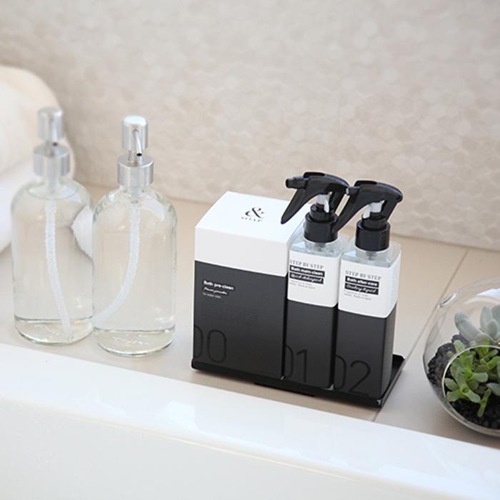 &SOAP[BATH 01]<br>バス メインクリーン<br> /お風呂用洗浄剤