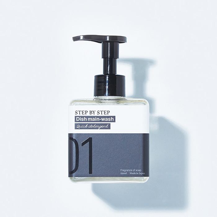 &SOAP[KITCHEN 01]<br>ディッシュ メイン ウォッシュ /食器用液体洗剤