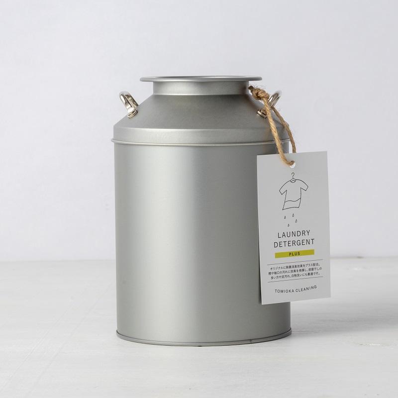 ミルク缶+詰替えギフト・プラス