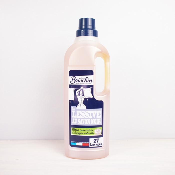 Briochin(ブリオシャン)サボンノワール ランドリーリキッド<br>洗濯用洗剤