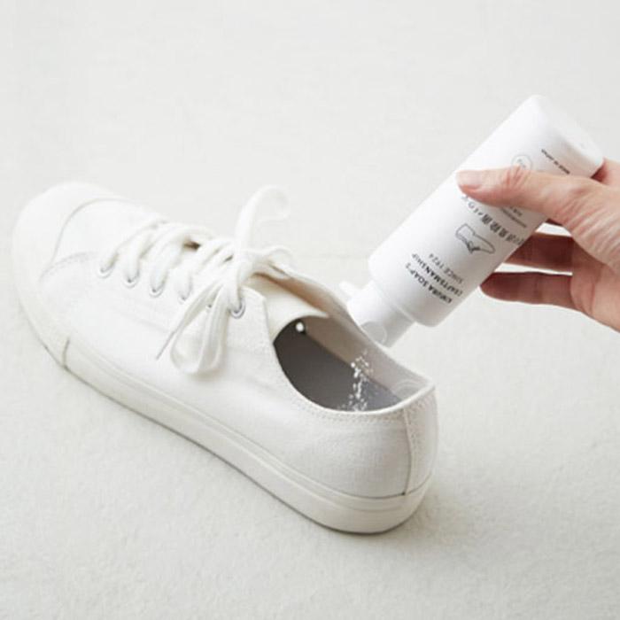 C SERIES<br>靴の消臭除菌パウダー<br><木村石鹸>