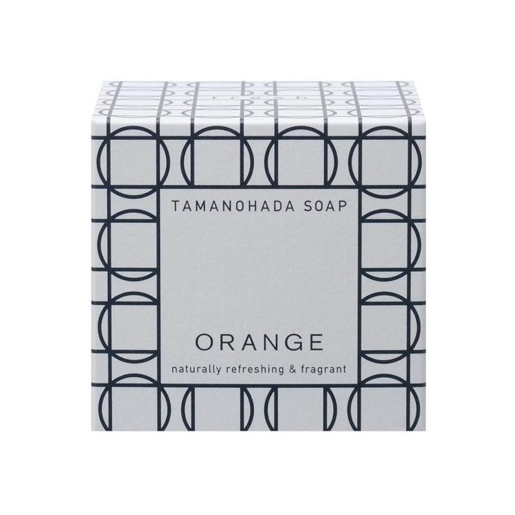 タマノハダ・ソープ・01オレンジ
