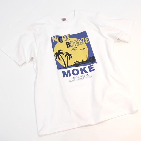 クラシックミニ モーク「MOKE Tシャツ」(ポストカード付き)