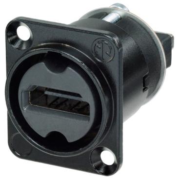 NEUTRIK NAHDMI-W-B HDMIメス-HDMIメス J-J アダプター