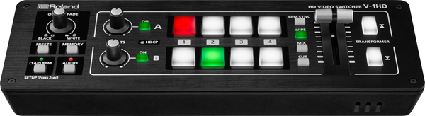 Roland V-1HD HDMI対応HDビデオ・スイッチャー