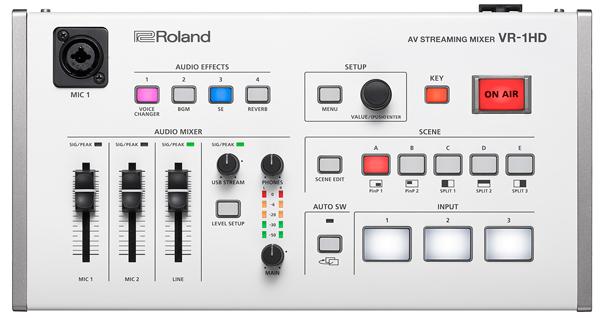 Roland VR-1HD HDMI対応HDビデオ・スイッチャー
