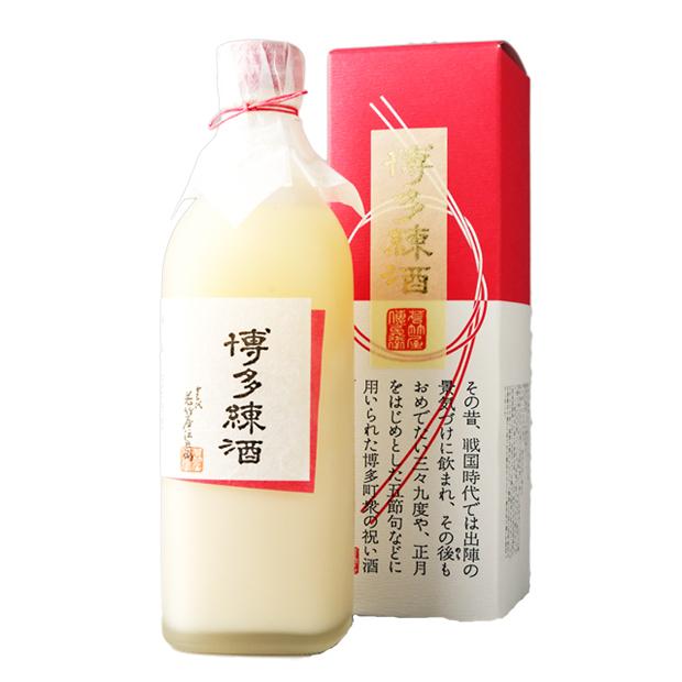 【若竹屋】若の寿 博多練酒(ねりさけ)  500ml