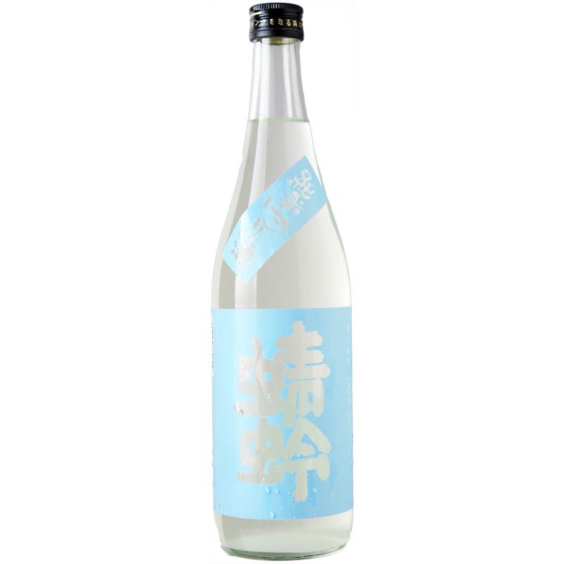【若波酒造】若波  青蜻蛉(とんぼ) 純米にごり酒 720ml【クール便仕様】