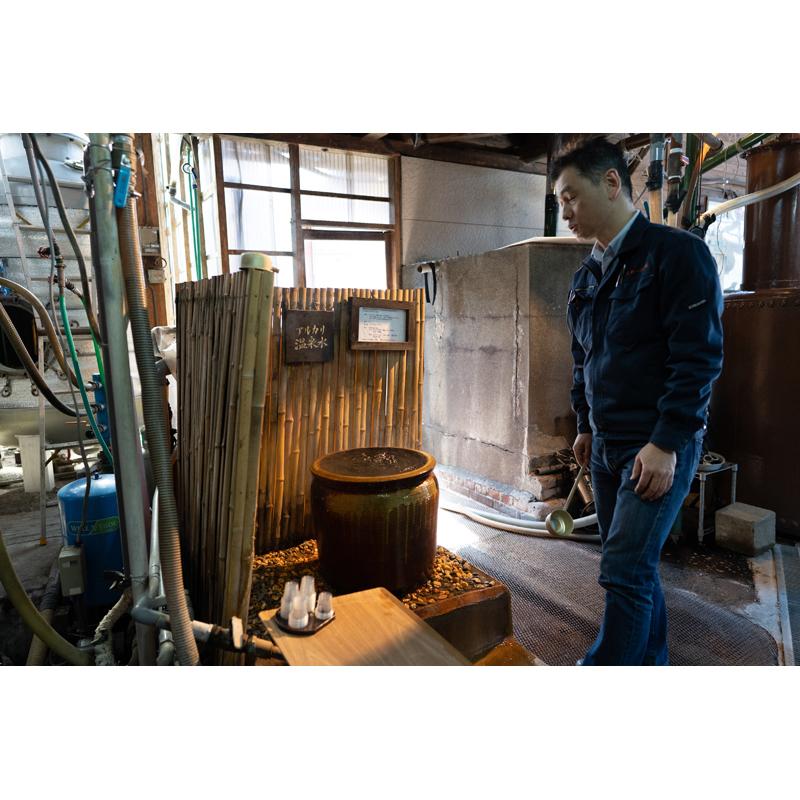 【大和一酒造元】牛乳焼酎 牧場の夢 25度 1800ml