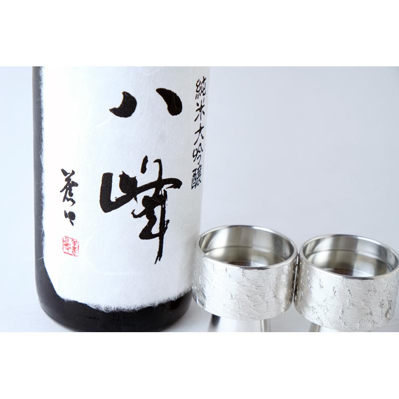 【喜多屋】 八峰(やっほう) 純米大吟醸酒 15度 720ml
