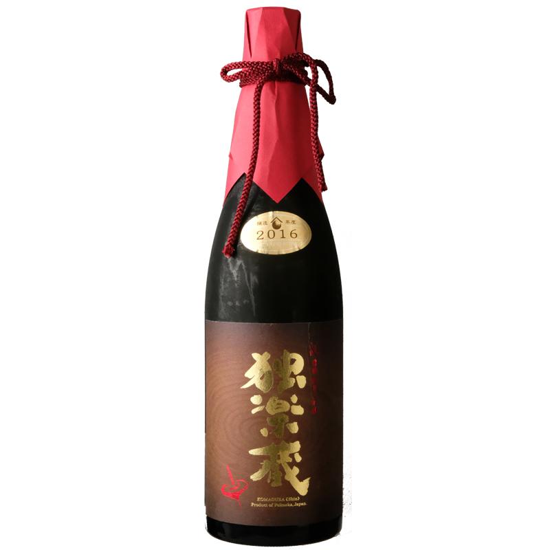【杜の蔵】杜の蔵 独楽蔵(こまぐら) )純米大吟醸 沁(しん) 720ml×独楽グラス2個セット