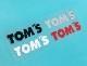 トムス ステッカー セット 60