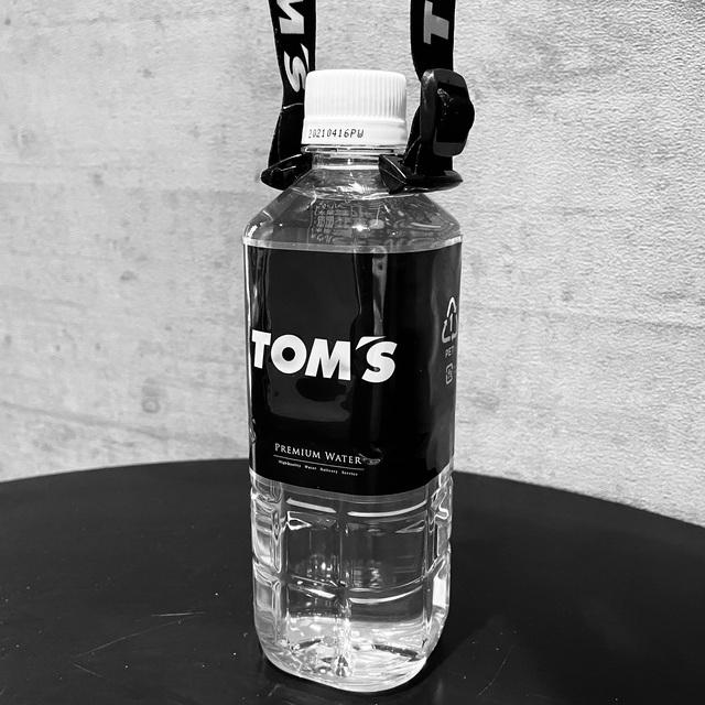 トムス ボトルネックストラップ Premium Water ver.