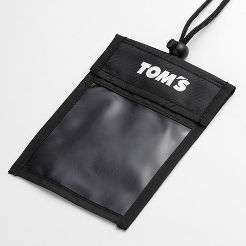 トムス パスケース(黒)