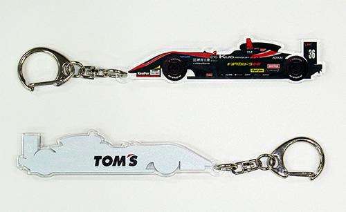 2019 トムス Formula 3 キーホルダー 36