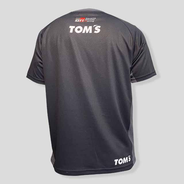 2021 TEAM TOM'S チームTシャツ