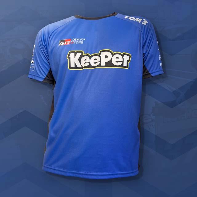 2021 SUPER GT 37号車KeePer チームTシャツ