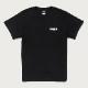 トムス 半袖Tシャツ(黒)