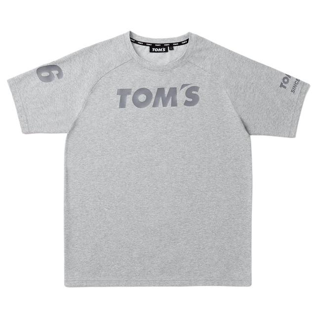 トムスフロントロゴTシャツ 36