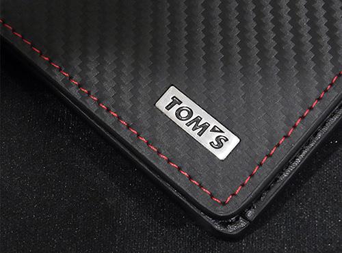 トムス カーボンスタイル カードケース