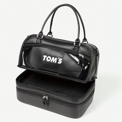 トムス ボストンバッグ3段タイプ