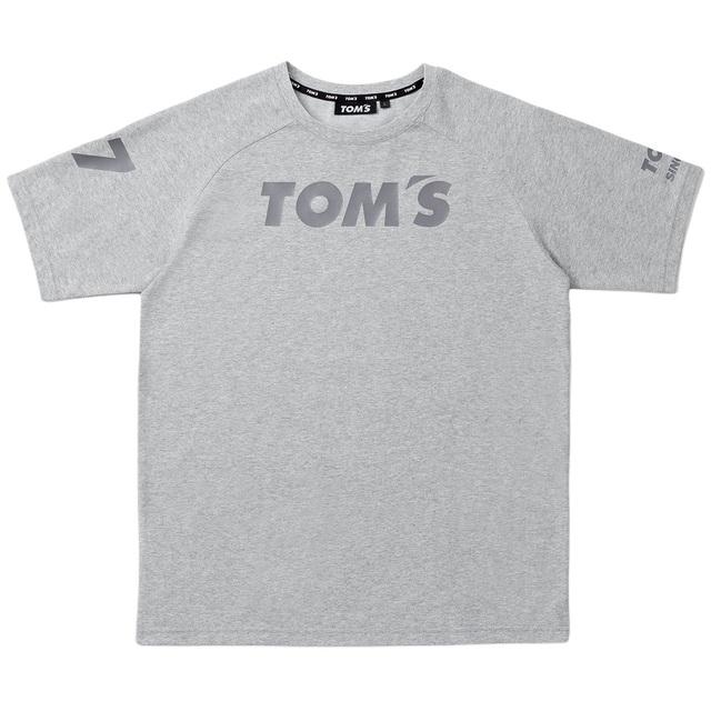 トムスフロントロゴTシャツ 37