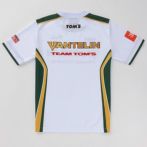 2019 トムス サポーター Tシャツ VANTELIN