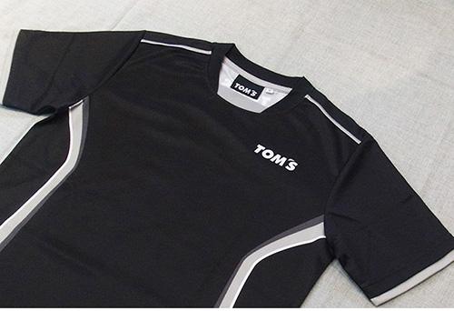 2019 トムス サポーター Tシャツ TOM'S