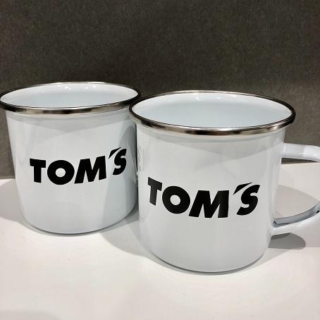 トムス アウトドアコーヒーセット