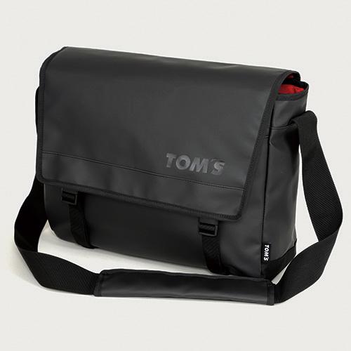 トムス メッセンジャーバッグ