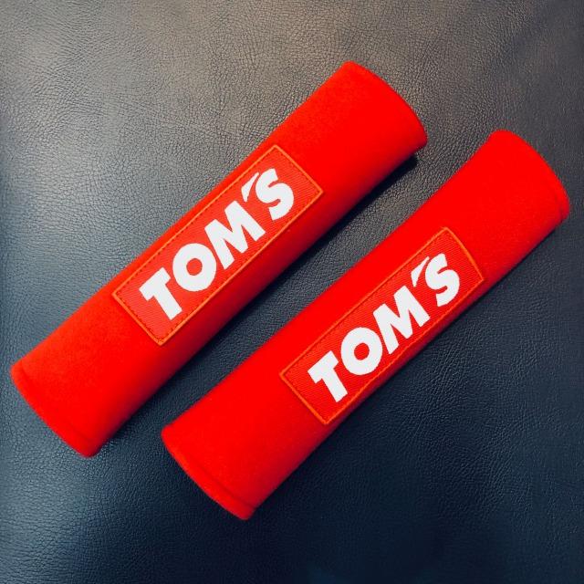 トムスショルダーパット(赤)