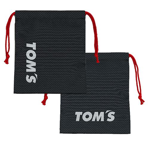 巾着 TOM'S ロゴ
