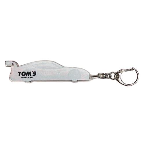 トムス SUPER GT36号車 au TOM'S GR Supra 車両キーホルダー
