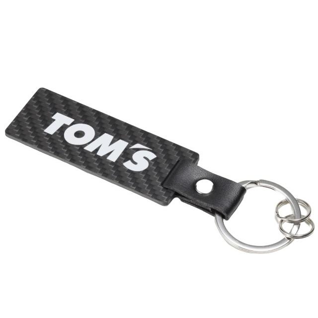 トムスカーボンプレートキーホルダー